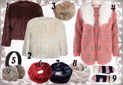 Faux fur trend picks by Rachel McLaughlin on Lovetabii