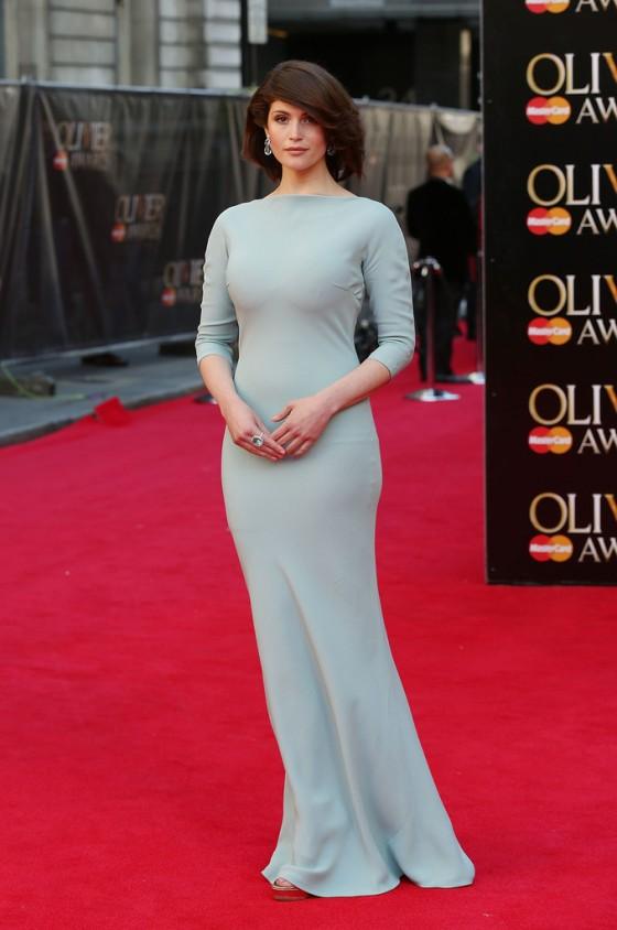 Gemma+Arterton+Laurence+Olivier+Awards+Red+lBuSL6OQmwKx