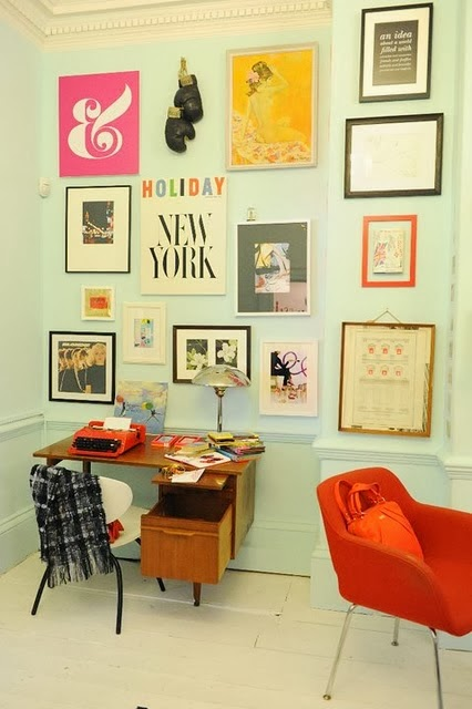 office - retro