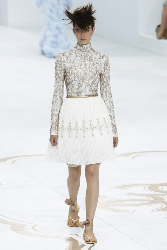 Chanel, Houte Couture, Fall Winter, 2014, Fashion Show in Paris
