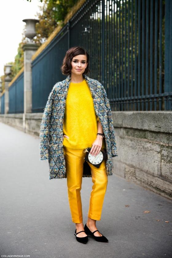 _14_street_style_pfw_collagevintage_say_cheese_stella_mccartney_miroslava_duma_yellow_1